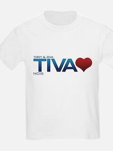Tony & Ziva - Tiva T-Shirt