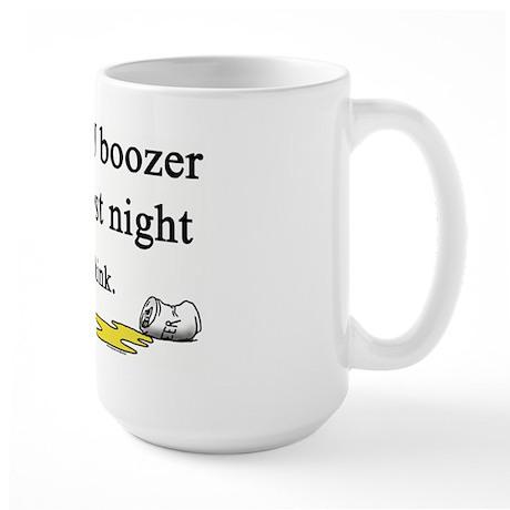 J Boozer Large Mug