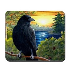 Bird 63 Mousepad
