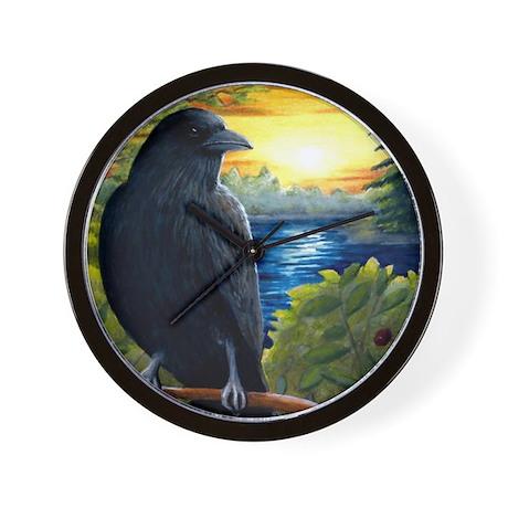Bird 63 Wall Clock