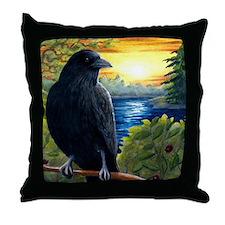 Bird 63 Throw Pillow