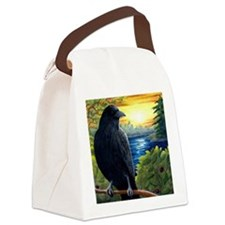Bird 63 Canvas Lunch Bag