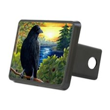 Bird 63 Rectangular Hitch Cover