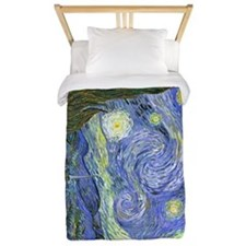 Van Gogh Starry Night Twin Duvet