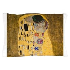 The Kiss by Klimt Pillow Case