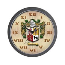 Funny Mcgrath Wall Clock