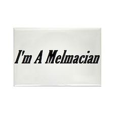 I'm A Melmacian Rectangle Magnet