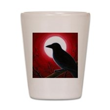 Bird 62 Shot Glass