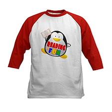 Reading is Fun Penguin Tee