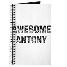 Awesome Antony Journal