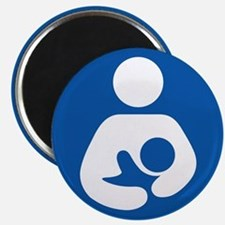 "Breastfeeding Friendly 2.25"" Magnet (10 pack)"
