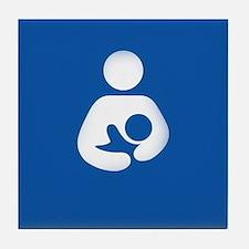 Breastfeeding Friendly Tile Coaster