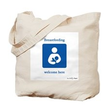 Breastfeeding Welcome Tote Bag