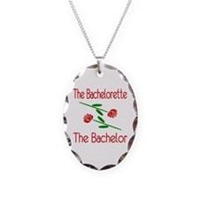 The Bachelorette The Bachelor Necklace Oval Charm