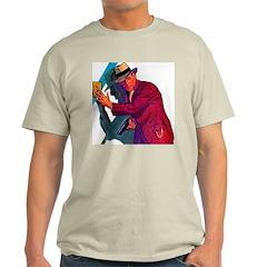 Gangster #2 Ash Grey T-Shirt