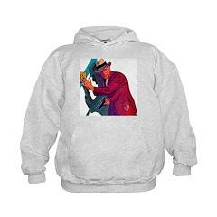 Gangster #2 Hoodie