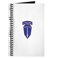 Airborne Infantry/Follow Me.. Journal