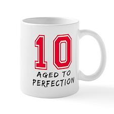 10 year birthday designs Mug