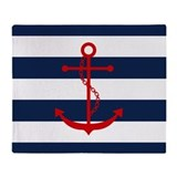 Boat Fleece Blankets