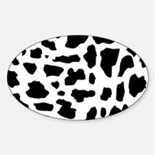 Cow pattern Decal