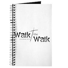Walk the Walk - Journal