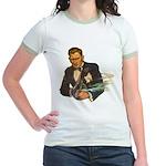 Gangster #1 Jr. Ringer T-Shirt