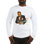 Gangster #1 Long Sleeve T-Shirt