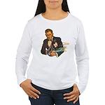 Gangster #1 Women's Long Sleeve T-Shirt