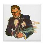 Gangster #1 Tile Coaster