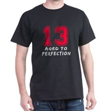 13 year birthday designs T-Shirt