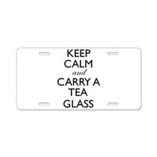Funny Duck dynasty Aluminum License Plate
