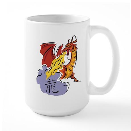 Year of The Dragon Large Mug