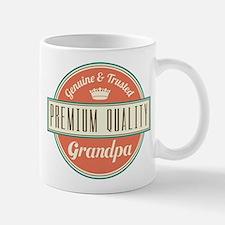 Vintage Grandpa Small Small Mug