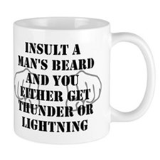 Thunder or Lightning Mugs