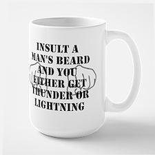 Thunder or Lightning Mugs