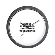 Duck commander Wall Clock