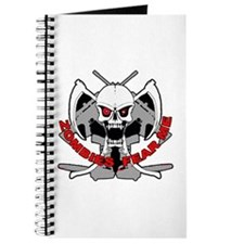 Zombies fear me Journal