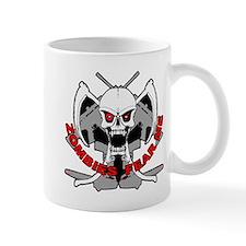 Zombies fear me Mug