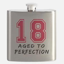 18 year birthday designs Flask