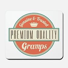 Vintage Gramps Mousepad
