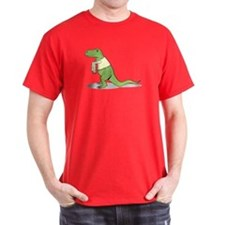 T.Rex Hates Sweaters T-Shirt
