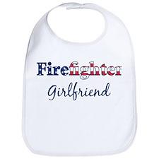 Firefighter Girlfriend Bib