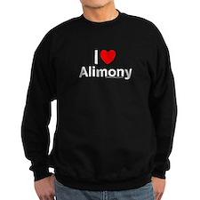 Alimony Sweatshirt