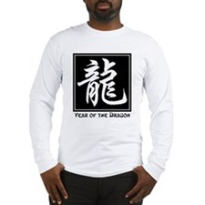 Year of the Dragon T-Shirt - Long Sleeve
