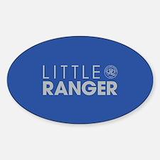 Queens Park Little Ranger Sticker (Oval)