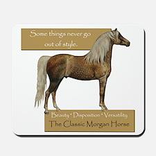 Classic Morgans Mousepad