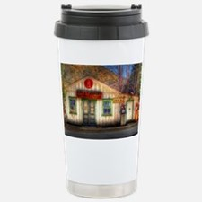 Luck, NC Stainless Steel Travel Mug