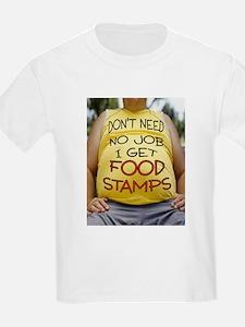 NO JOB T-Shirt