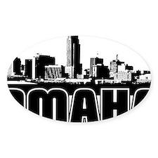 Omaha Skyline Decal
