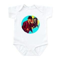 Gangster #3 Infant Bodysuit